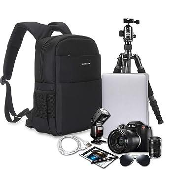 FORSPARK - Mochila para cámaras réflex Digitales, Mochila para ...
