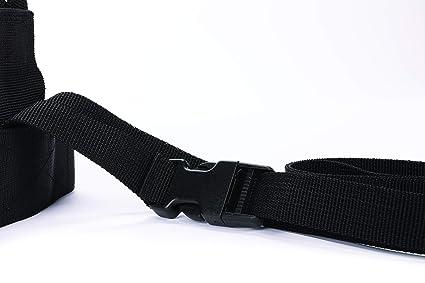 Diono - Correa para niños con arnés (cinta de 1,2 m), color negro