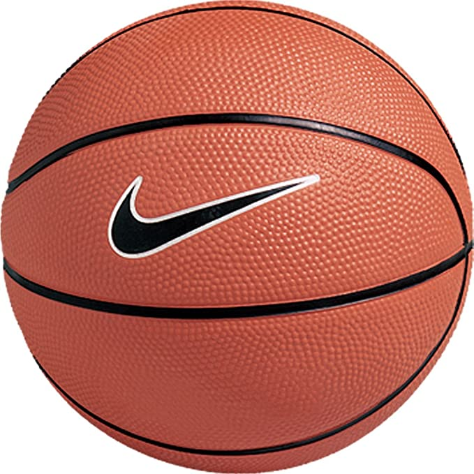Nike Swoosh Mini Balón, Unisex Adulto, Naranja/Plata (Amber ...
