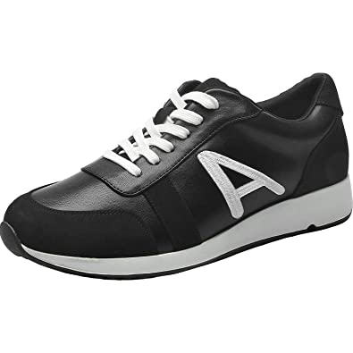 e629382f99 Aukusor Women's Wide Width Athletic Sneakers - Non-Slip Outdoor Platform  Casual Lace up Running Walking Shoes Sneakers.