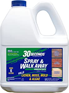 30 SECONDS Spray & Walk Away, 1 Gallon - Concentrate