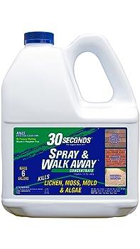 30 SECONDS Spray & Walk Away Concrete Cleaner