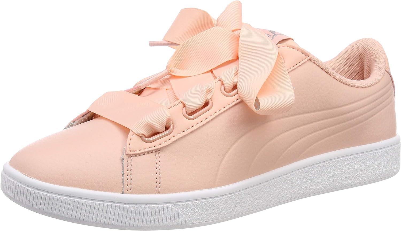puma ribbon lace shoes