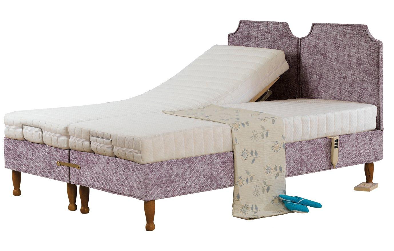 Furniture Expressions Sweet Dreams Fontwell - Base de Patas Ajustable, no almacena, 152 cm, tamaño King - Lavanda: Amazon.es: Hogar