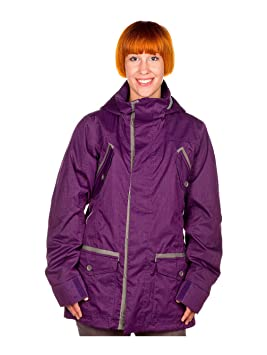 Mujer Snowboard Chaqueta Foursquare Runway Jacket Women ...