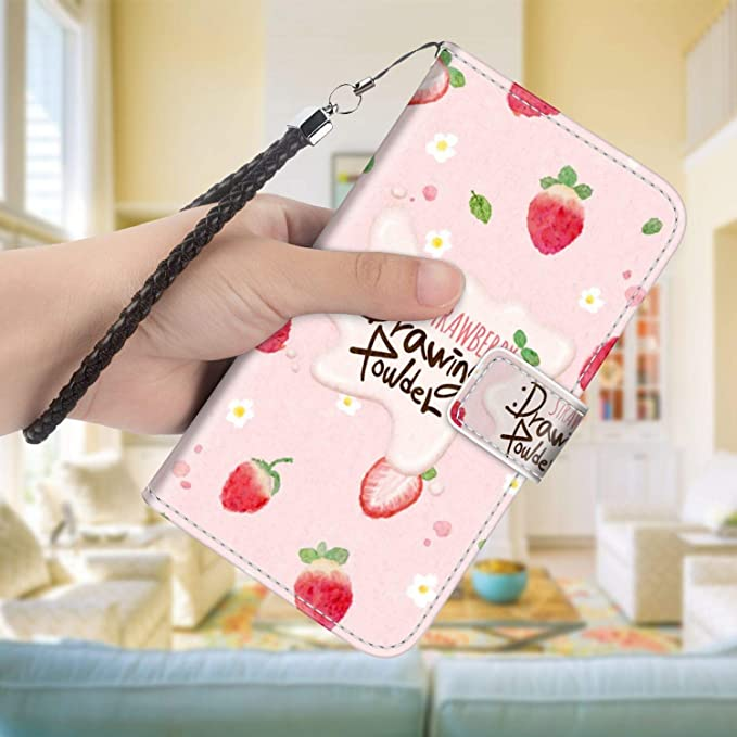 Amazon.com: Wallet Case with Card Holder Fits for Apple ...