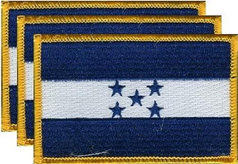 Honduras Patch Iron on
