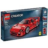 LEGO Creator Expert Ferrari F40 10248 Construction Set (Color: Multi-colored, Tamaño: One Size)