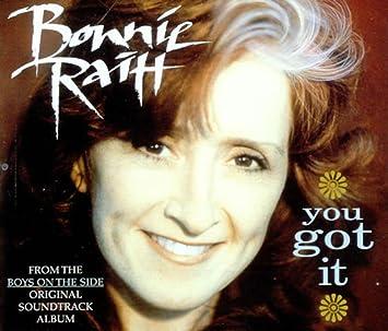 amazon you got it raitt bonnie 輸入盤 音楽