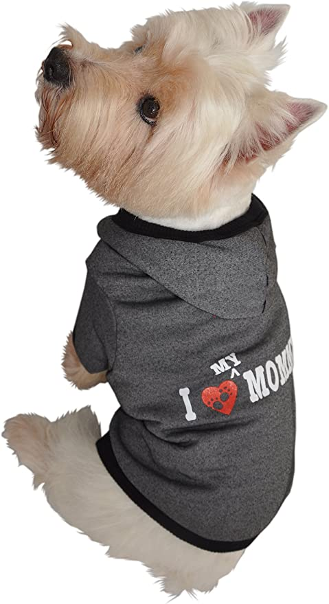 MeowWow Pet Dog Shirt Blank Dog Warm Clothes for Small Dogs