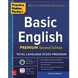 Practice Makes Perfect Basic English, Second Edition: (Beginner) 250 Exercises + 40 Audio Pronunciation Exercises