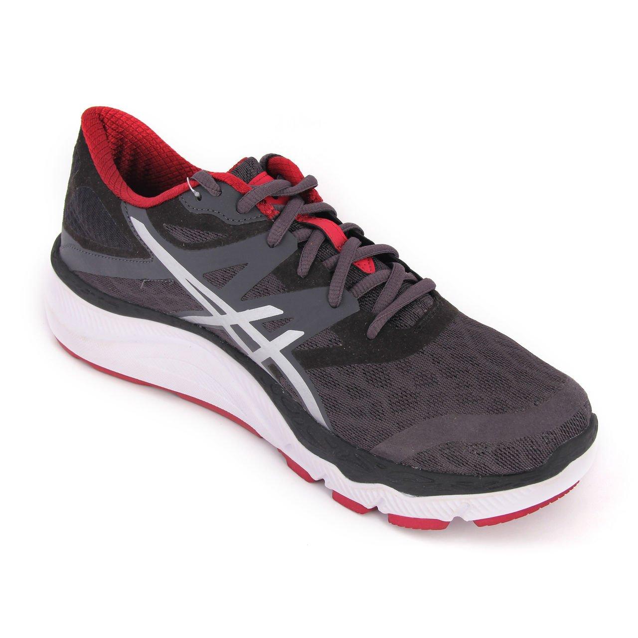 Deep Ruby Mesh Running Shoes