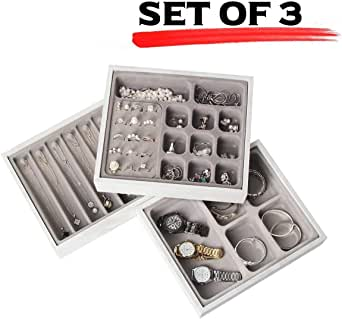 MK213ABC - Stackable jewellery tray