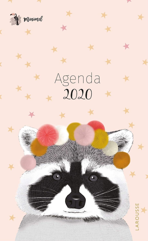 Agenda illustré Minimel 2020