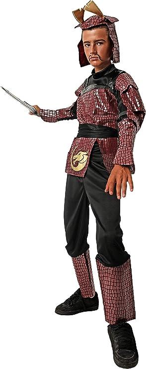 Costumizate! Disfraz de Samurai Talla 5-6 Especial para niños ...