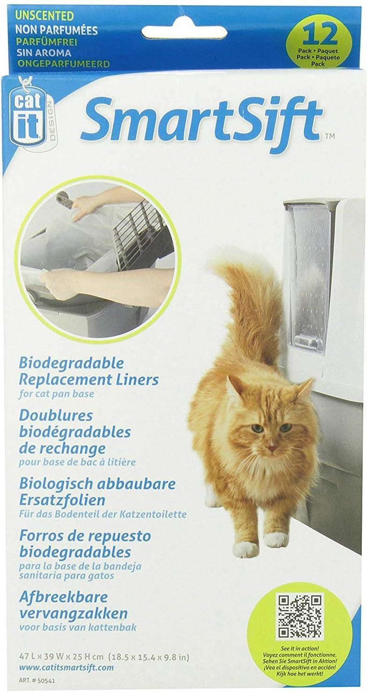 Bolsa de repuesto votre para arena de gato smartsift 50541 – Hagen ...