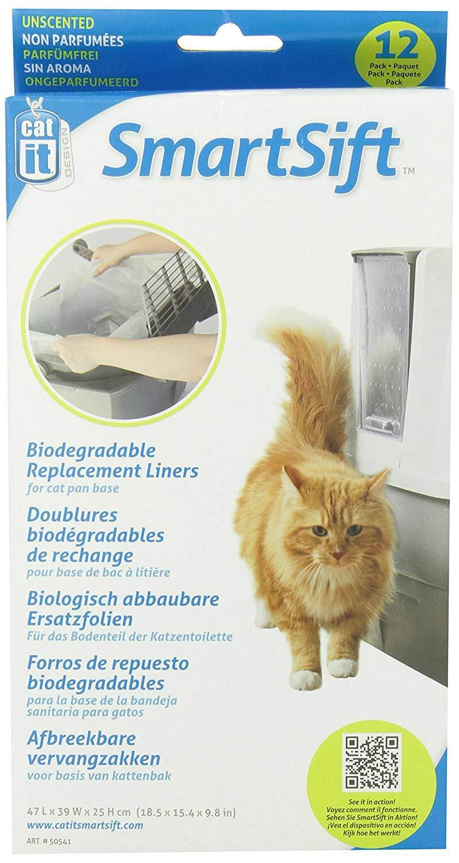 Bolsa de repuesto votre para arena de gato smartsift 50541 - Hagen: Amazon.es: Productos para mascotas