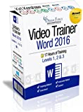 Word 2016 Training Videos – 17 Hours of Word 2016 training by Microsoft Office: Specialist, Expert and Master, and Microsoft Certified Trainer (MCT), Kirt Kershaw