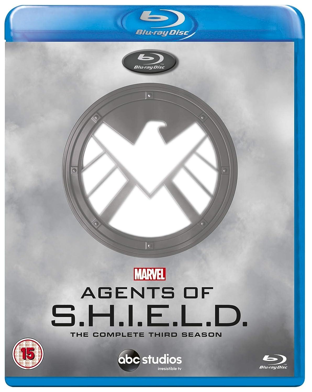 Marvel's Agents of SHIELD - Season 3 [Italia] [Blu-ray]