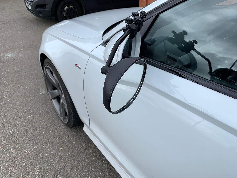 BMW E46 E90 E36 2x CARAVAN TRAILOR TOWING MIRROR EXTENSION CAR WING MIRRORS