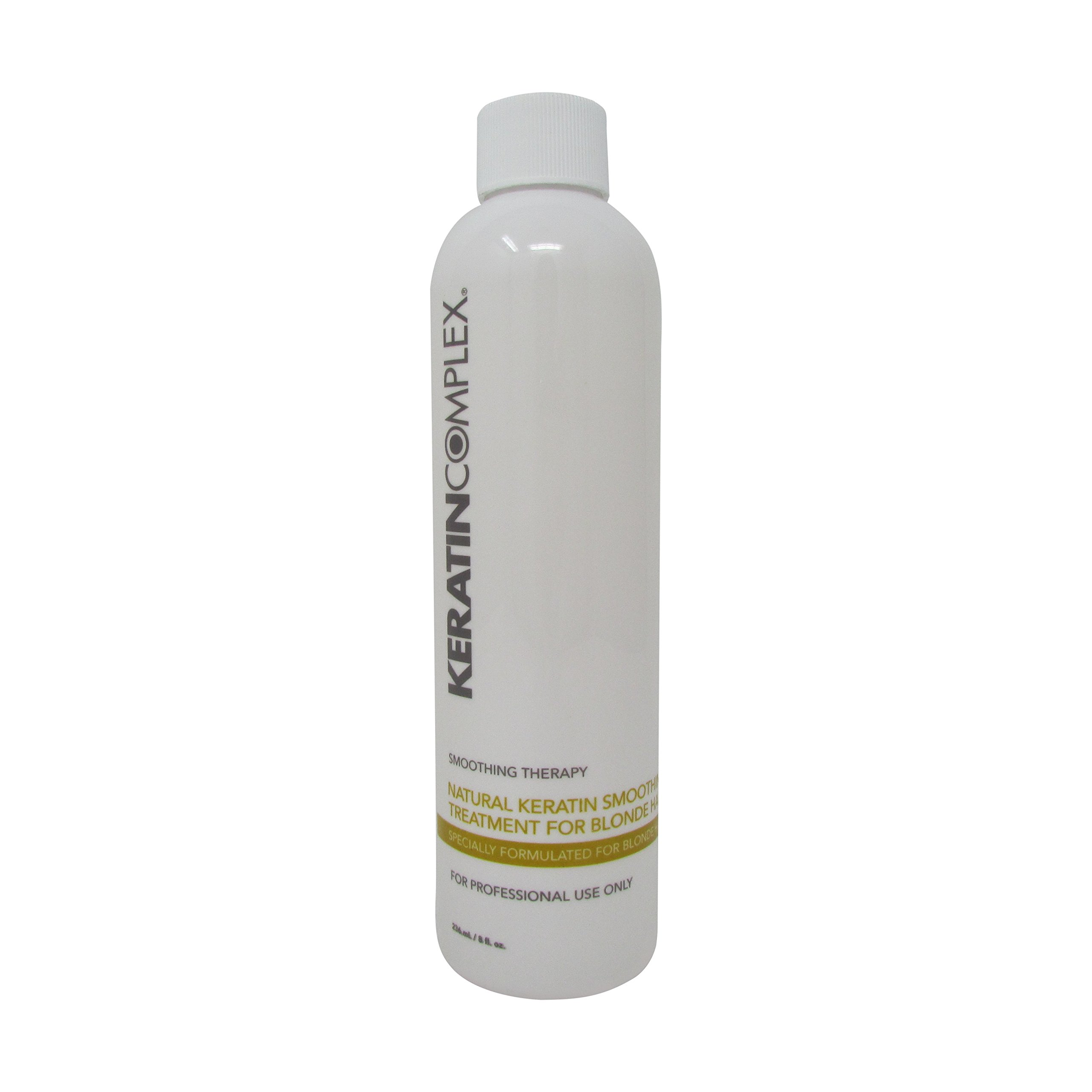Keratin Complex Natural Keratin Smoothing Treatment for Blondes, 8 Oz
