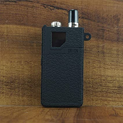 ModShield for Lost Vape Orion DNA 40W Silicone Case ByJojo Protective Cover  Sleeve Shield Skin Wrap (Black)