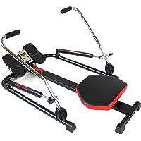 Tiger Power RM4030 Rameur à Pistons hydrauliques - Gym, exercice des bras