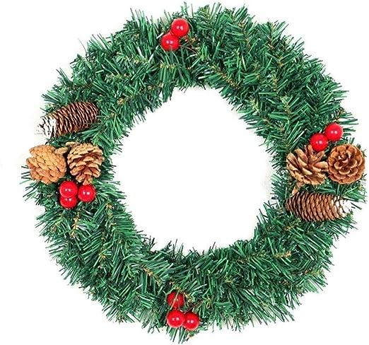 Lot de 3 rotin Cône Arbre De Noël Festif Noël Décoration 30 45 60 cm