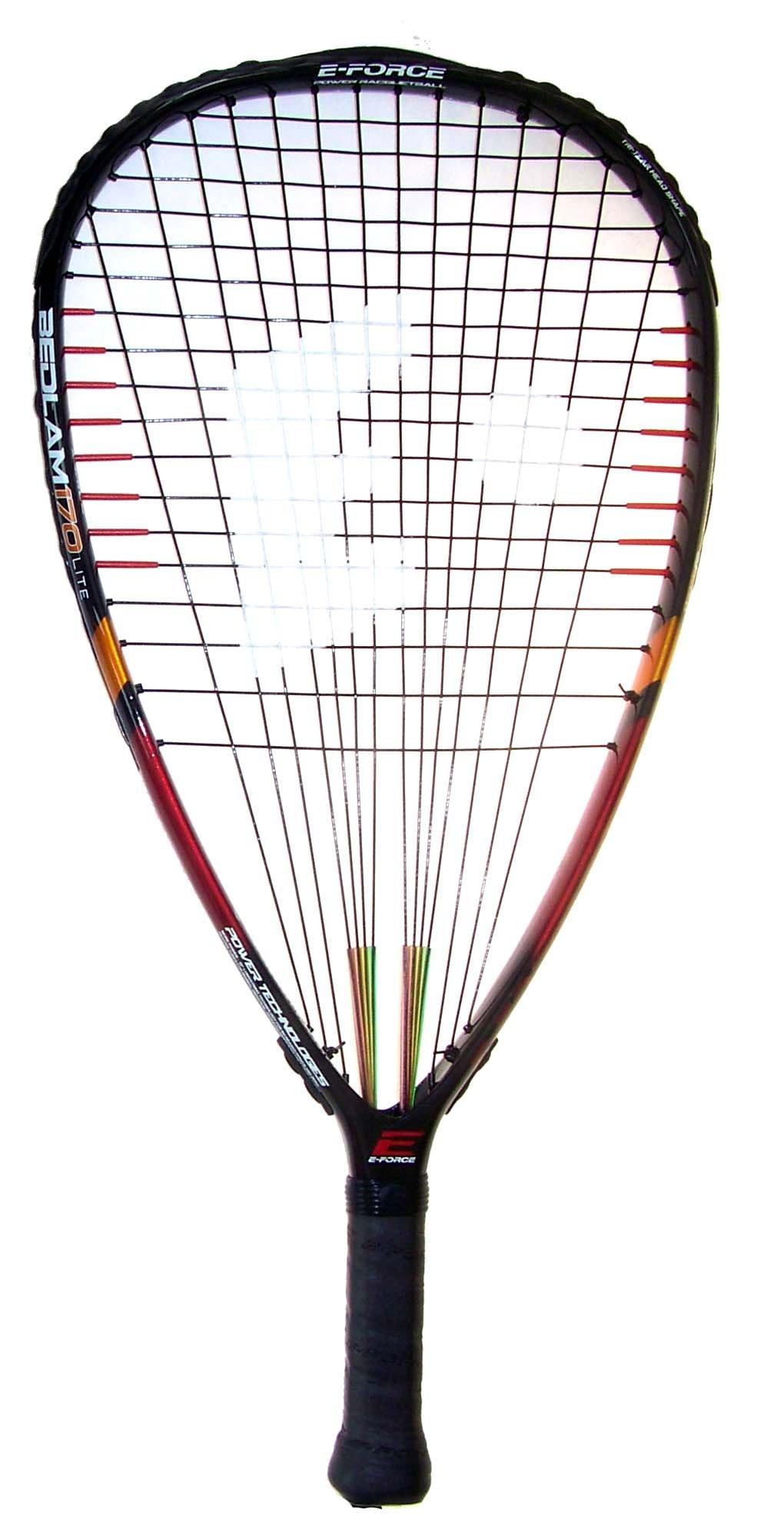 E-Force 2016 Bedlam 170 Lite Racquetball Racquet
