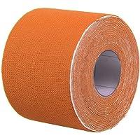 Abaodam Sport Atletische Kinesiologie Tape Sport Physio Spier Stam Letsel Ondersteuning Pijn Relief Tape 2.5 CM x 5 M