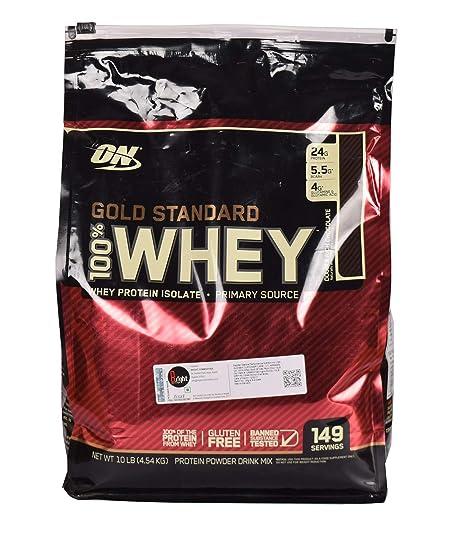 Optimum Nutrition Enhanced Athlete Double Rich Chocolate Sarm Gold
