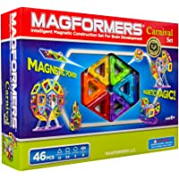 Magformers Carnival Set for Kids (46-pieces)