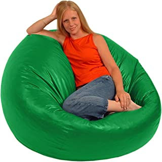 product image for Comfy Bean Beanbag Large Vinyl (Lime)