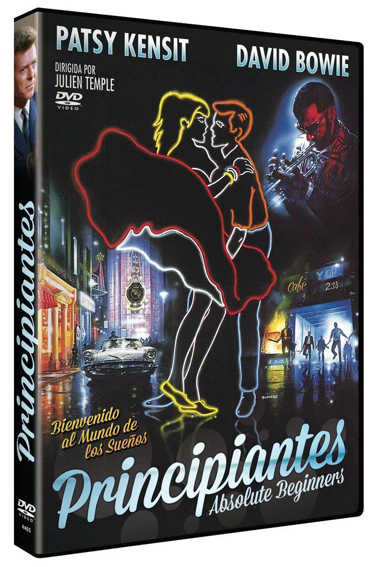 Principiantes (Absolute Beginners) - 1986 [DVD]