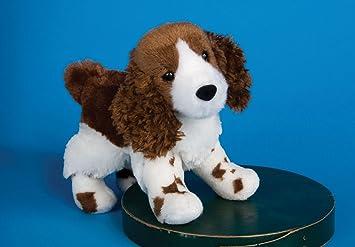 plush flair springer spaniel cuddly dog soft toy