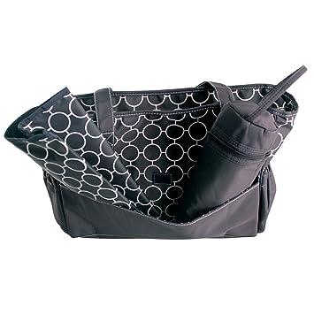 Amazon.com : La bolsa de asas del pañal, la Marina de los ...