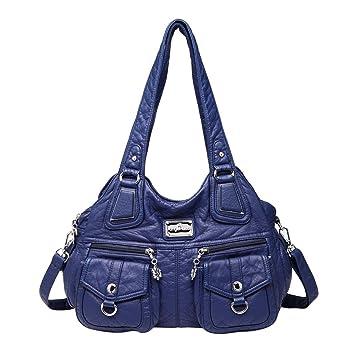 fb6e25ed611a5 Ángel Kiss - bolsos de hombro y bolsas para mujeres y bolsos para mujeres  1593 2  Amazon.es  Equipaje