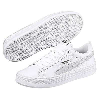 8453895c8a69 Puma Smash Platform L, Baskets Basses Femme: Amazon.fr: Chaussures ...