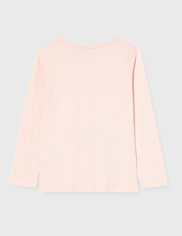 United Colors of Benetton M/ädchen T-Shirt M//L Langarmshirt