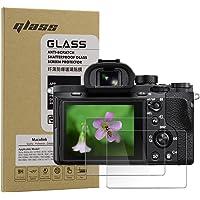 Screen Protector for Sony Alpha A9 A7RIII A7III A7RII A7SII A7II, Macolink Glass Tempered Film for A7R3 A73 A7R2 A7S2 A7M2 RX1RII RX1R RX1 RX100M5/4/3/2 RX10M4/3/2 (2 Pack)