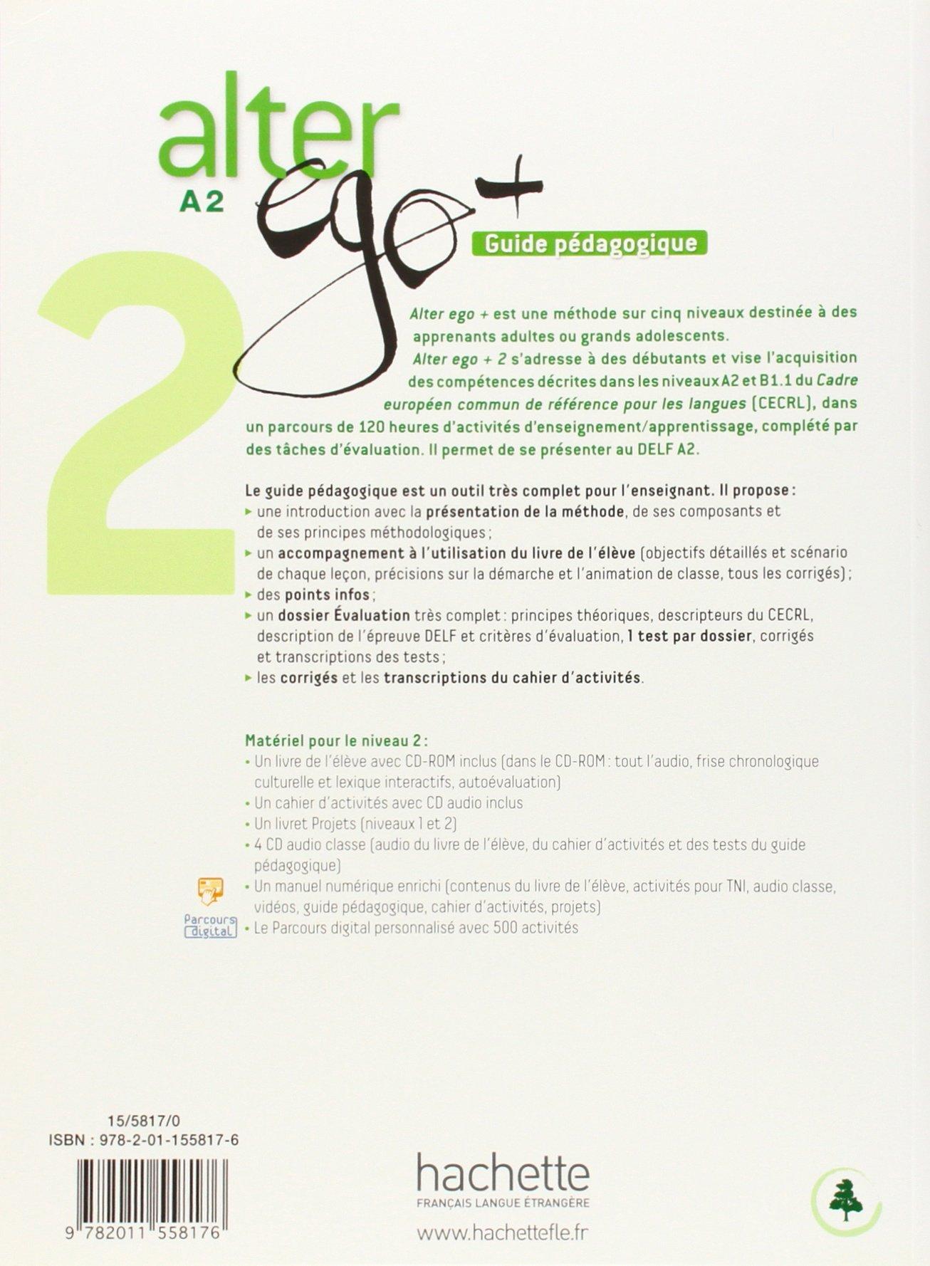 alter ego 2 guide pdagogique french edition annie berthet rh amazon com Alter Ego Dangan Ronpa Alter Ego Drawings