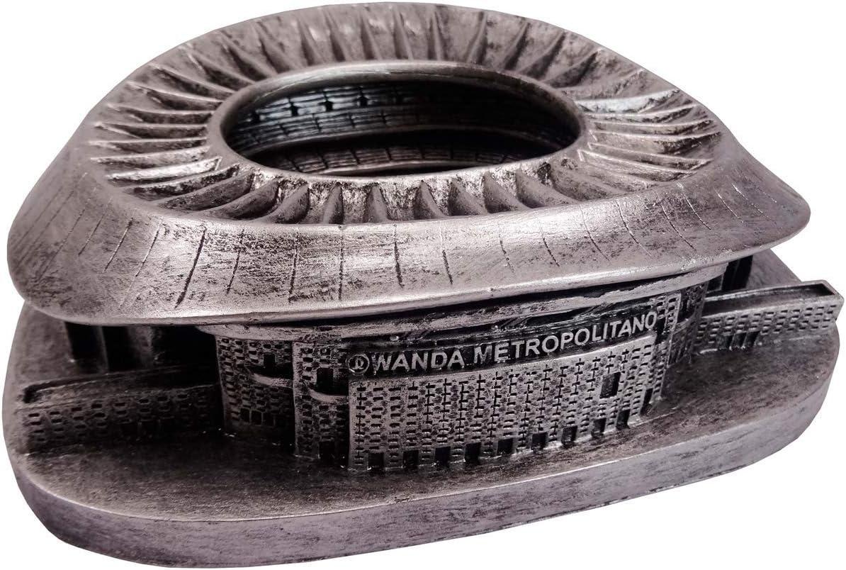 Atletico de Madrid MR-02-ATL Maqueta Resina Wanda Metropolitano: Amazon.es: Juguetes y juegos