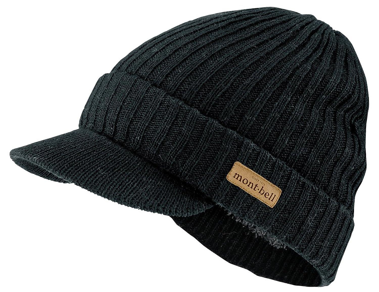 モンベル ニット 帽
