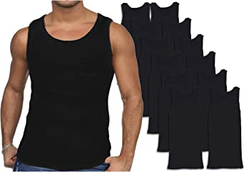 Gildan Mens A-Shirts Underwear