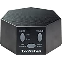 Adaptive Sound Technologies LectroFan High Fidelity White Noise Machine with 20 Unique Non-Looping Fan and White Noise…