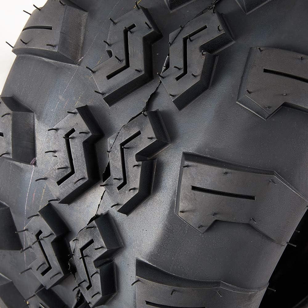 VANACC Set of 2 Kart Sport ATV Tires AT 22x10-10 4PR Tubeless