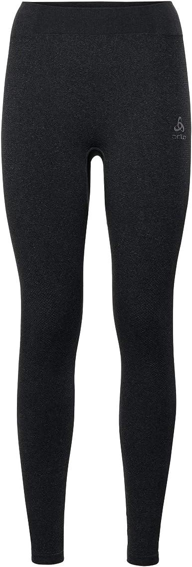 Light Pantalon Femme Odlo BL Bottom Long Natural