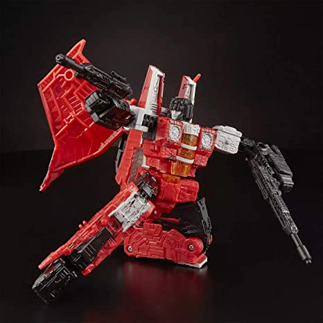 Transformers Generations Selects Voyager Redwing Red Wing NEW
