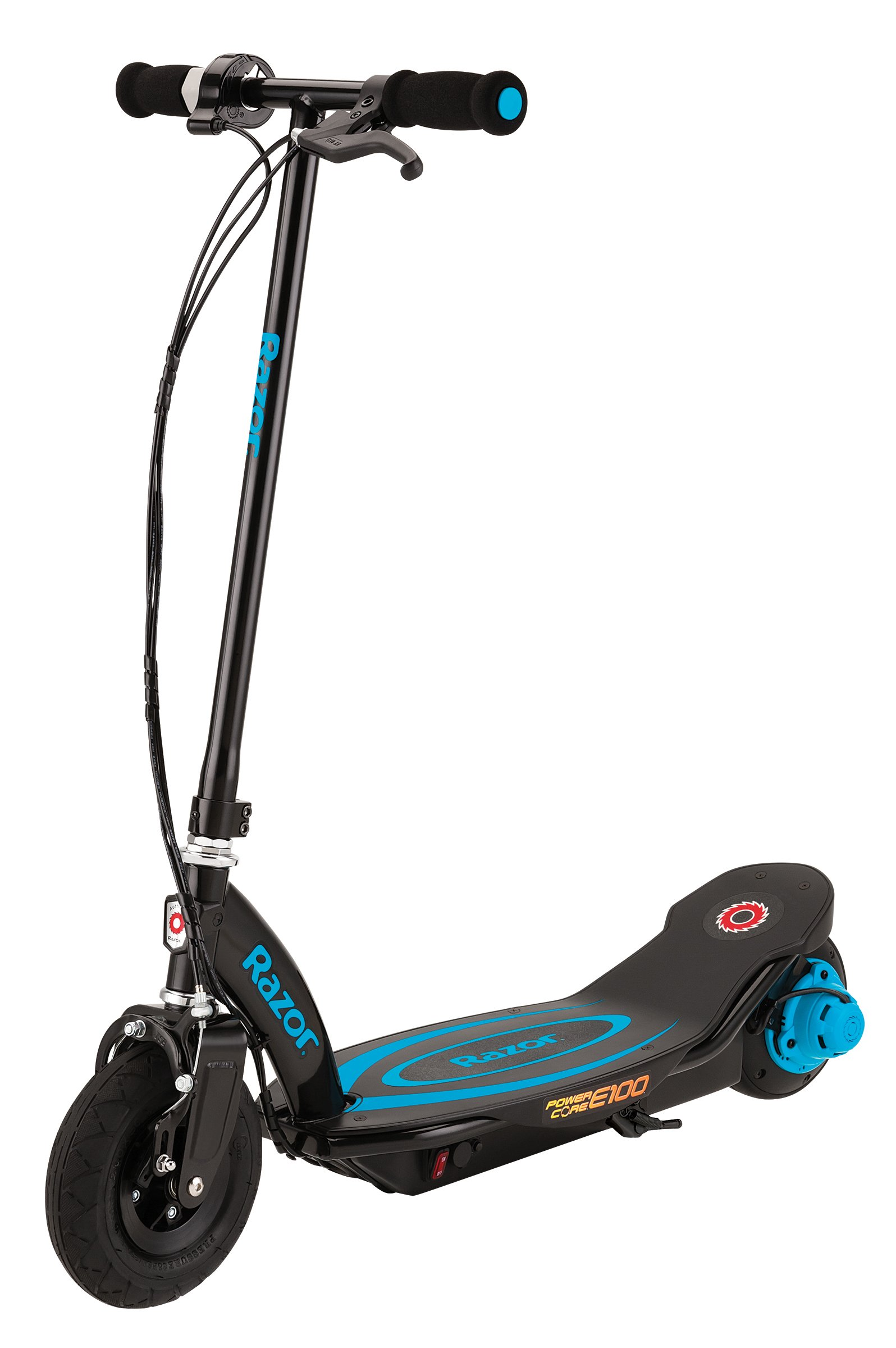 Razor 13111243 Power Core E100 Electric Scooter, Blue by Razor
