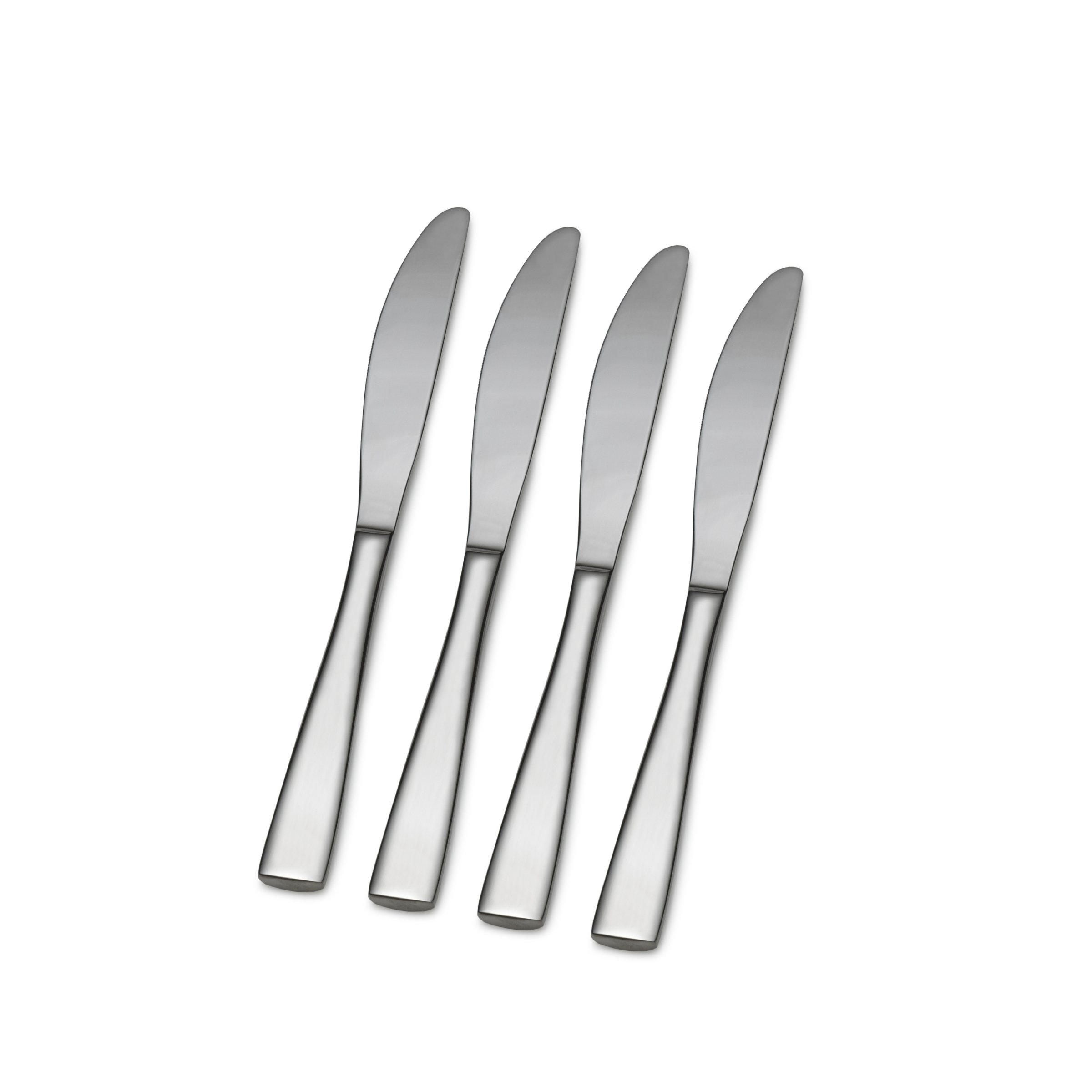 Pfaltzgraff 5099098 Danford Stainless Steel Dinner Knife, Set of 4